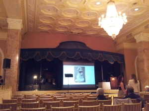 Front of Imperial Ballroom