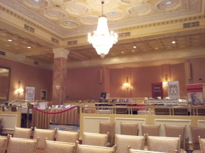Back of Imperial Ballroom